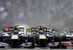 Formula 1 ne zaman Formula 1 için İstanbulda hangi yollar kapalı