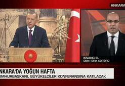 Son dakika... Ankarada yoğun hafta Kritik toplantı bugün