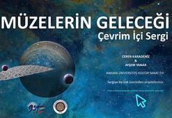Müzelerin geleceği Ankara Üniversitesinde dijital sergide