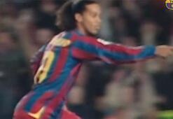 Geçmişe yolculuk | Ronaldinhonun gözlerin pasını silen klası...