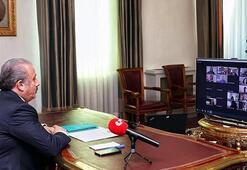 Şentop, Kırklareli Üniversitesi Hukuk Fakültesi Akademik Yılı açılış dersine katıldı