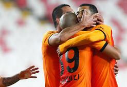 Son dakika - Galatasarayda Belhanda ve Feghouli geri döndü
