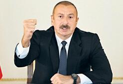 Son dakika: Aliyevden zafer açıklaması: Paşinyan anlaşmayı korkakça imzalayacak