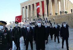 Son dakika... Devlet erkanı Atatürkün huzurunda