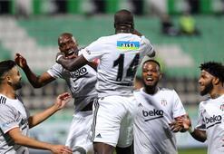 Beşiktaş yıldız oyuncularından katkı alamadı