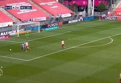 Davy Klaassenin Utrechte attığı müthiş vole golü