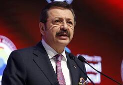 TOBB Başkanı Hisarcıklıoğlundan Lütfi Elvana hayırlı olsun mesajı