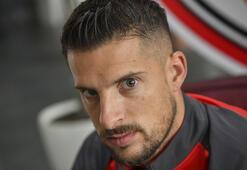 Gaziantep FKnin Belçikalı futbolcusu Mirallas: Buraya tatile gelmedim