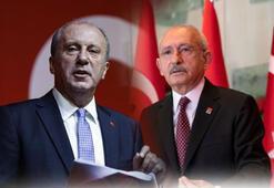 Muharrem İnce: Kılıçdaroğlunun konuşmasını heyecanla bekliyorum