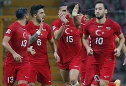Türkiye-Hırvatistan hazırlık maçı bu akşam saat kaçta hangi kanalda İşte muhtemel 11ler...