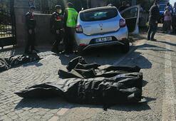 Çanakkale'de trafik kazası 3 ölü 1 ağır yaralı