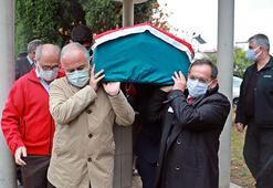 Koronavirüsten ölen Samsun Kızılay Şube Başkanı toprağa verildi