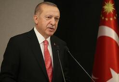 Son dakika: Cumhurbaşkanı Erdoğandan Joe Bidena tebrik mesajı