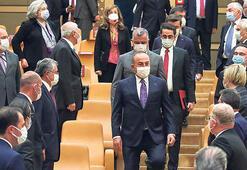 Dışişleri Bakanı Çavuşoğlu, 12. Büyükelçiler Konferansı'nda konuştu: Vazgeçmemizi beklemeyin