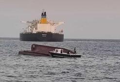 Karataşta tekne alabora oldu; balıkçılara ulaşılamıyor