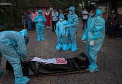 24 saatte 512 ölü, 44 binden fazla vaka
