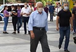 Son dakika...  Bir kentte 65 yaş üstü için sokağa çıkma yasağı geldi