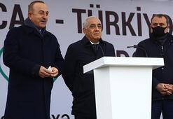 Bakan Çavuşoğlu: Kahraman Azerbaycan ordusuyla gurur duyuyoruz