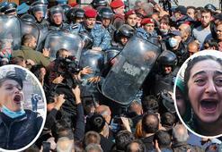 Son dakika | Ermenistan kaynıyor... Muhalefetten hamle