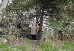 Esenyurtta ağaçlık alanda erkek cesedi bulundu