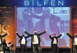 Bilfen'den belgesel tadında anma töreni