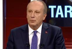Muharrem İnce CNN TÜRKte açıkladı: 3 ayda bir iftira atıyorlar
