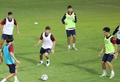 Alanyaspor, Antalyaspor hazırlıklarına başladı
