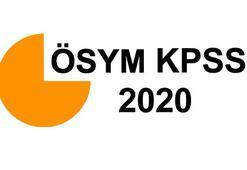 KPSS ortaöğretim sınav giriş belgesi nasıl alınır KPSS ortaöğretim ne zaman