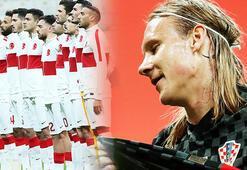 Son Dakika | Türkiye - Hırvatistan maçında korona virüs depremi Vida pozitif çıkınca UEFA talimatı...