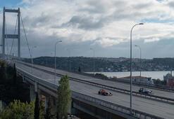 Formula 1de Türkiye Grand Prixsi yarın başlayacak