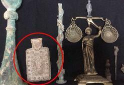 İlk tıp diploması olduğu iddia edilen tarihi eser Adanada ele geçirildi