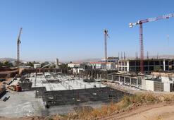 500 milyon lira maliyetli yeni hastane 2023te hizmete girecek
