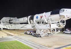 SpaceX ikinci kez uzaya astronot gönderiyor