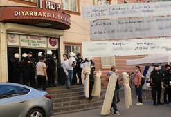 HDP binasında ele geçirilen ajandadan PKKlı teröristlerin bilgileri çıktı