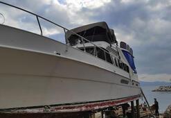 Jandarmadan tekne operasyonu Karı-koca gözaltına alındı