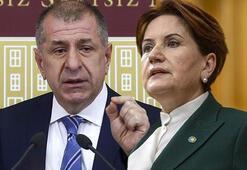 İYİ Parti lideri Meral Akşenerden Ümit Özdağ açıklaması