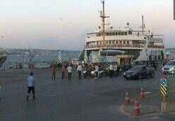 Son dakika... İstanbulda feribotta tecavüz skandalı