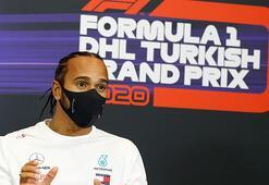 Formula 1de Lewis Hamiltondan İstanbul öncesi şampiyonluk cevabı