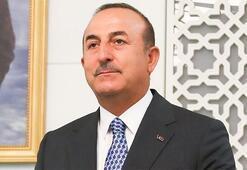 Dışişleri Bakanı Çavuşoğlu, KKTC Cumhurbaşkanı Tatarla telefonda görüştü