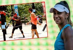 Son dakika - Ünlü tenisçi Çağla Büyükakçaydan Survivor 2021 yarışması için açıklama