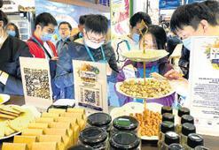 Türk gıdaları Çin'de görücüye çıktı