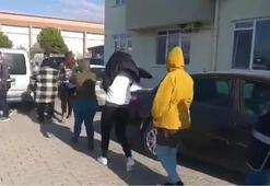 Balıkesirde fuhuş operasyonu 4 kişi tutuklandı