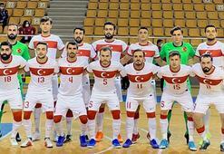 Türkiye Futsal Milli Takımı, elit tura yükselemedi
