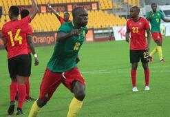 Son dakika - Vincent Aboubakar Afrika Kupası Elemelerinde coştu