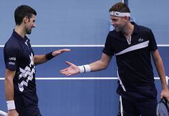 ATP Sezon Sonu Finallerinde gruplar belli oldu