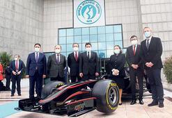 Formula 1 gongu ile borsada rekor