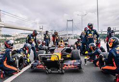 Son dakika - Formula 1 DHL Türkiye Grand Prix'si bugün start alıyor