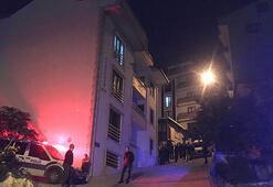 Dehşet evi Eşini ve oğlunu öldürüp intihar etti