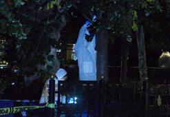 Sirkecide ağaca asılı erkek cesedi bulundu