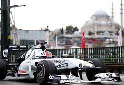 Formula 1 Türkiye Grand Prixsinin tanıtım videosuna büyük ilgi